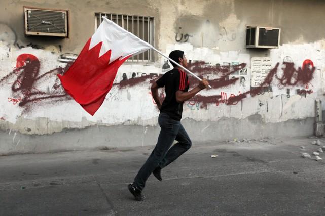 Le Royaume de Bahreïn est le théâtre de... (PHOTO HASAN JAMALI, ARCHIVES AP)
