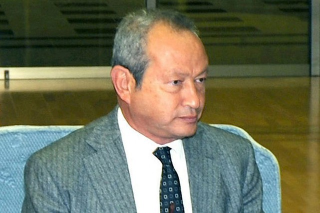 Naguib Sawiris... (Photo d'archives, AP)