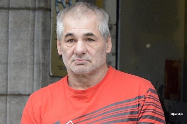 Daniel Guay reçoit une peine de 35 mois... ((Photo Le Quotidien, Jeannot Lévesque))