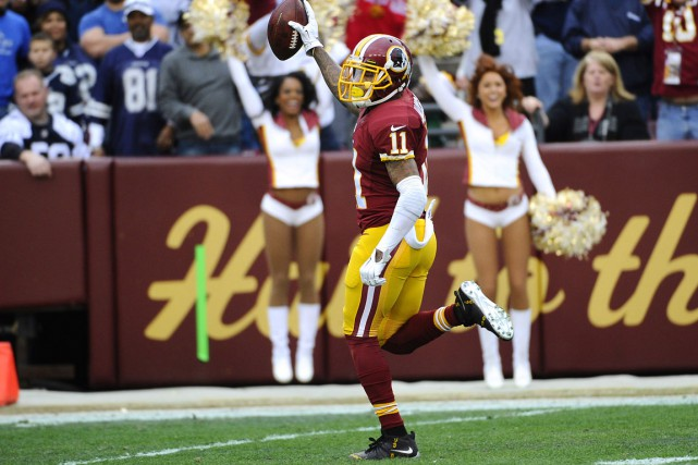 DeSean Jackson... (Photo Brad Mills, archives USA TODAY Sports)
