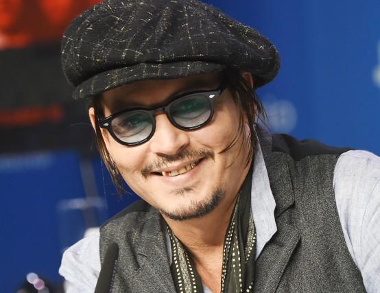 Johnny Depp a dit ressentir une responsabilité envers... (Photo AP, Evan Agostini)