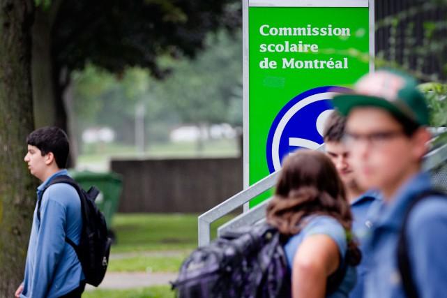 La grève de la Fédération autonome de l'enseignement... (Photo Marco Campanozzi, La presse)