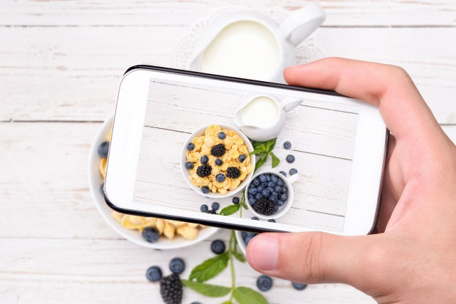 De nombreuses applications permettent de compter les calories.... (PHOTO THINKSTOCK)