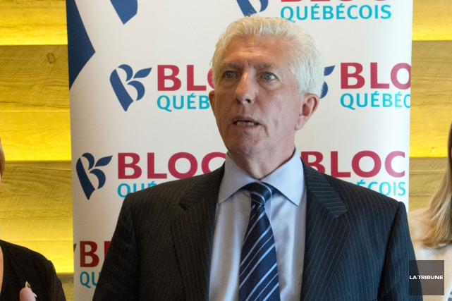 Gilles Duceppe... (Archives La Tribune)