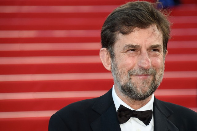 Nanni Moretti lors du Festival de Cannes en... (PHOTO ARCHIVES AFP)