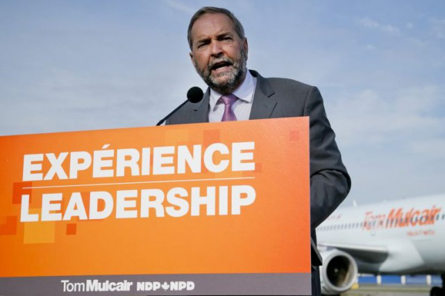Thomas Mulcair...