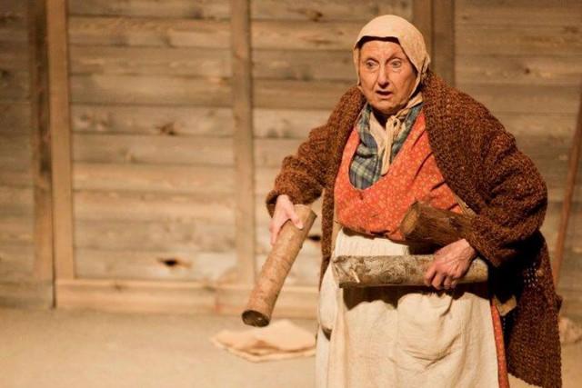 L'Acadienne Viola Léger revient au Théâtre de l'Île... (Courtoisie)