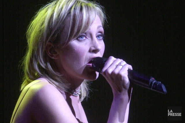Patricia Kaas... (PHOTO ARCHIVES LA PRESSE)