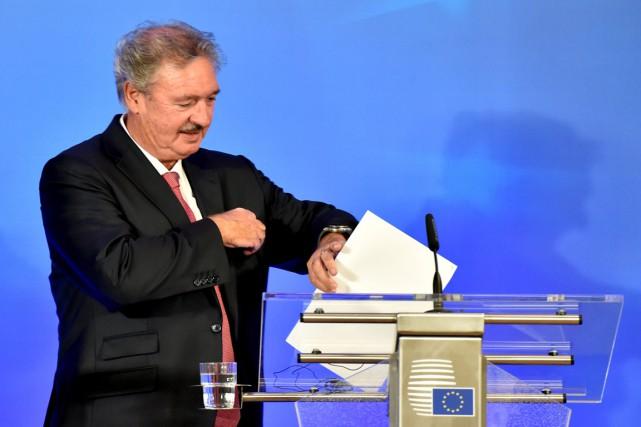 «À cette occasion, la présidence luxembourgeoise souhaite faire... (PHOTO ERIC VIDAL, REUTERS)