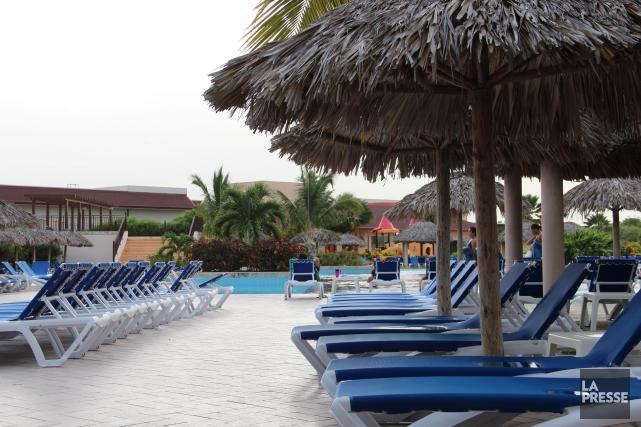 Un tout-inclus à Varadero (Cuba).... (PHOTO MARIE-ÈVE MORASSE, ARCHIVES LA PRESSE)