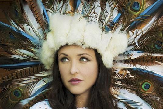 Accusée de colporter des clichés sur la culture acadienne dans son plus récent... (PHOTO TIRÉE DE LA PAGE FACEBOOK DE L'ARTISTE)