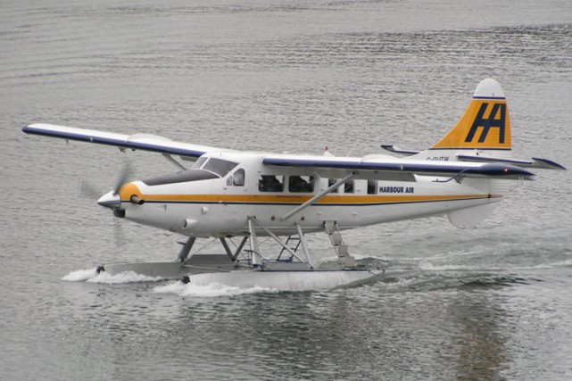 Un hydravion De Havilland DHC-3 Turbine.... (PHOTO WIKIPEDIA)