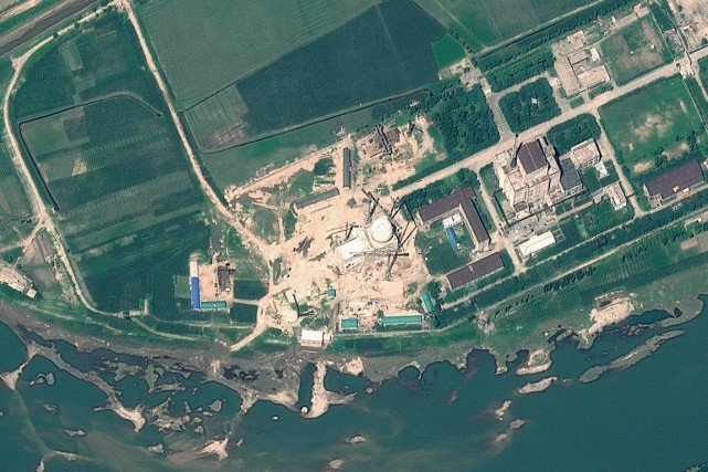 Le directeur de l'Institut de l'énergie atomique (IEA)... (IMAGE ARCHIVES AFP)