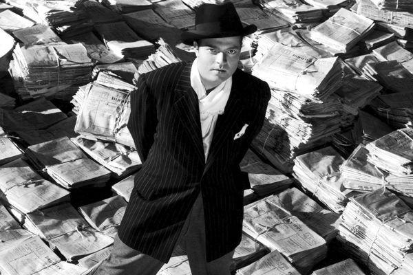 Orson Welles dans Citizen Kane.... (PHOTO EVERETT COLLECTION)