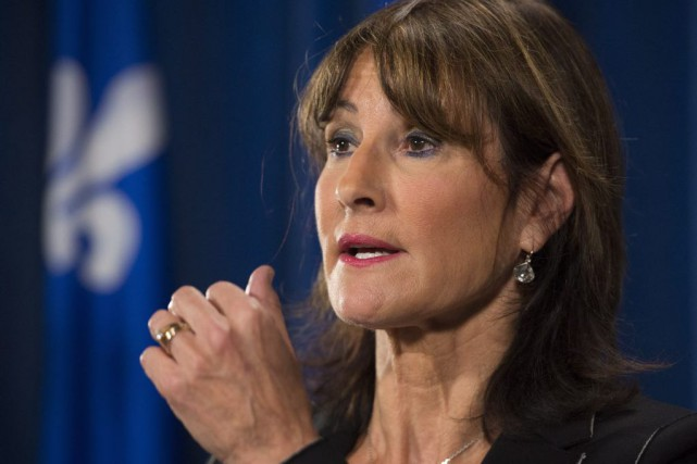 Selon la ministre de l'Immigration, Kathleen Weil, le... (PHOTO JACQUES BOISSINOT, LA PRESSE CANADIENNE)