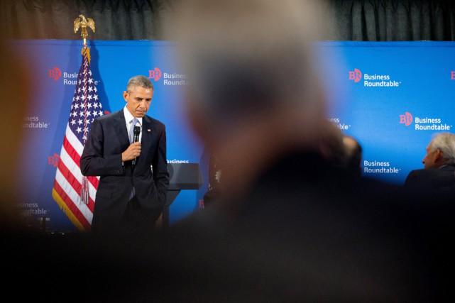 «Le Congrès a environ deux semaines devant lui... (PHOTO ANDREW HARNIK, AP)