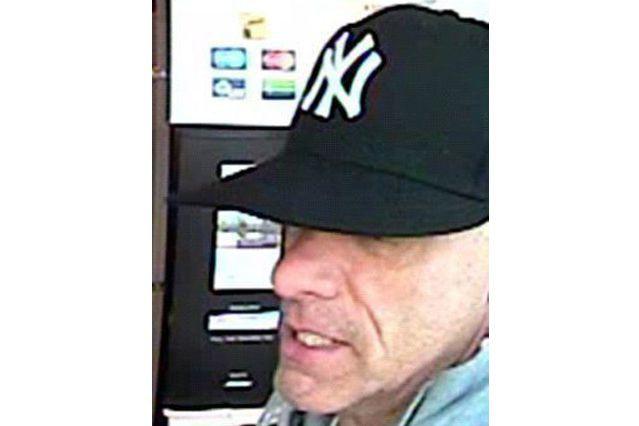 L'homme n'a pour l'instant pas été identifié.... (PHOTO FOURNIE PAR LA POLICE RÉGIONALE DE YORK)