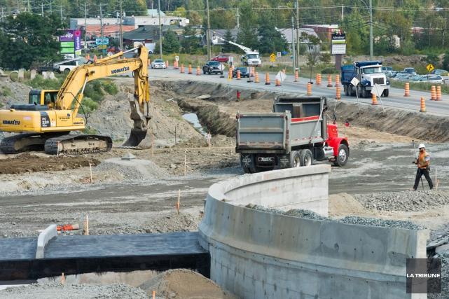 La Ville de Sherbrooke adopte une nouvelle approche en ce qui concerne les... (Archives La Tribune, Jessica Garneau)