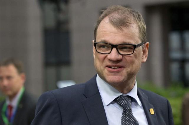 Juha Sipilä... (ARCHIVES AP)