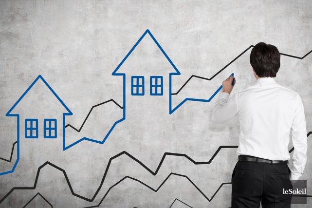 Le nombre de propriétaires insatisfaits de l'évaluation de la valeur a bondi de... (Photothèque Le Soleil)
