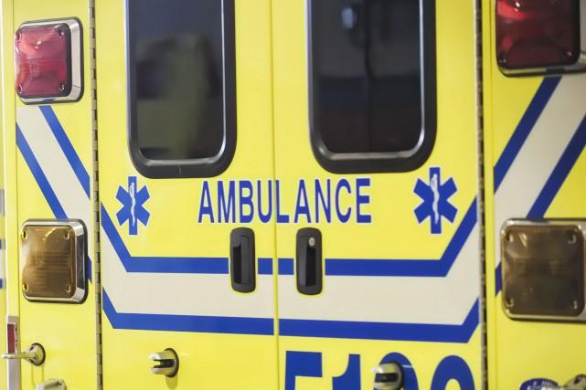 Une cycliste a été blessée lors d'une collision survenue jeudi matin avec une... (Archives La Tribune)