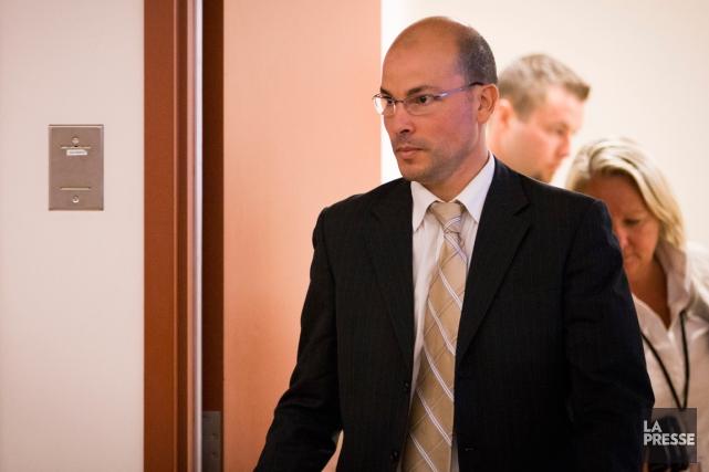 L'enquêteur de la GRC Brahim Soussi.... (Photo Ivanoh Demers, archives La Presse)