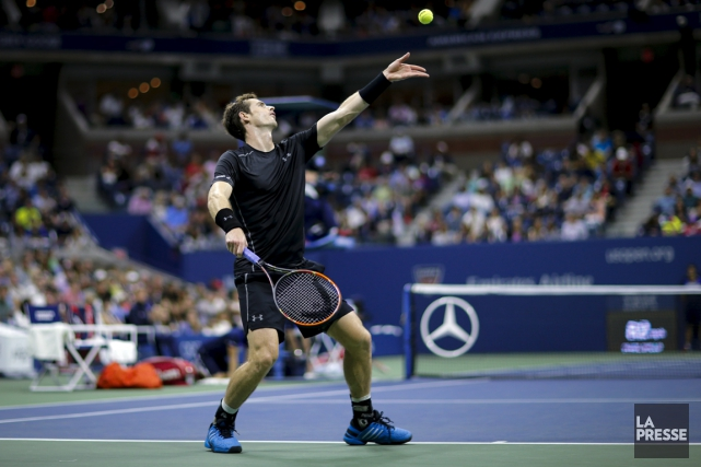 Andy Murray... (Photo Eduardo Munoz, archives Reuters)