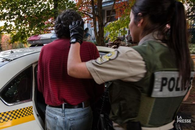 La Sûreté du Québec (SQ) a appréhendé un prédateur sexuel qui aurait fait des... (Archives La Presse)