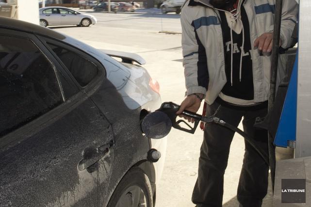 Accusé en marge du cartel de l'essence qui sévissait dans les régions de... (Archives La Tribune)