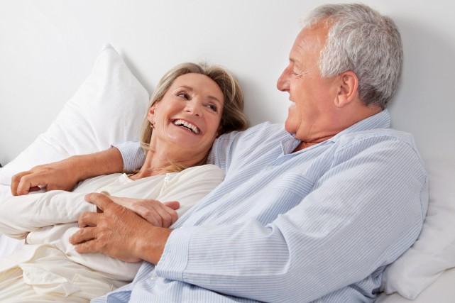 Faire l'amour à 75 ans? Mon Dieu que... ((Archives))