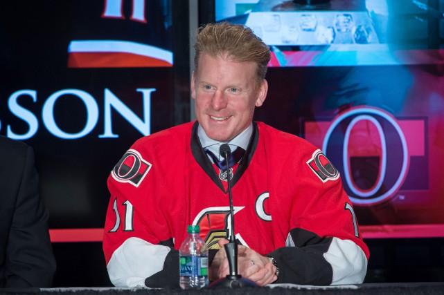 L'ancien capitaine maintenant âgé de 42 ans agira... (Photo archives USA Today Sports)