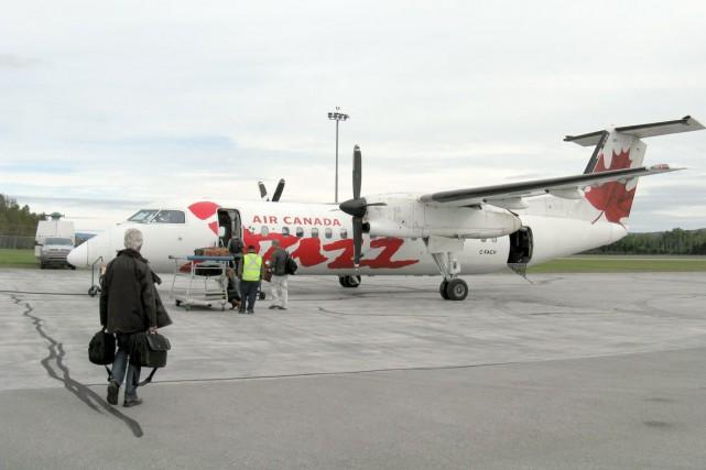 Air Canada est le seul transporteur aérien à... (Collaboration spéciale Geneviève Gélinas)