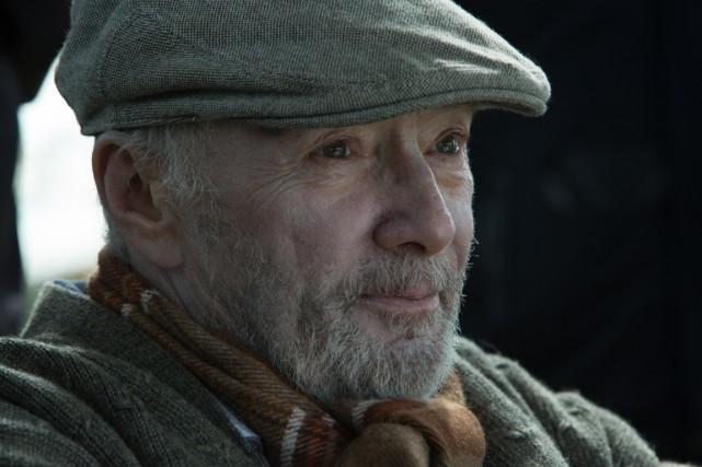 Gilbert Sicotte interprète le rôle de Roland dans... (PHOTO FOURNIE PAR REMSTAR)