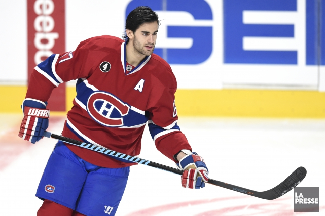 Max Pacioretty... (Archives La Presse)