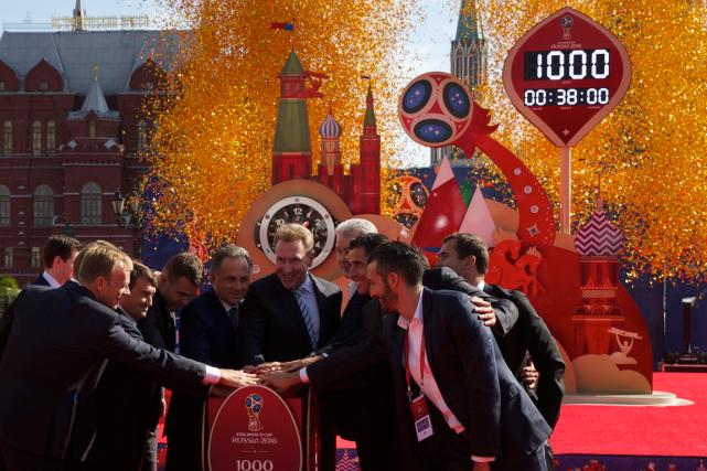 Les autorités russes ont dévoilé un compte à... (Photo Maxim Zmeyev, Reuters)