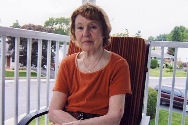 Yvette Séguin-Thériault a rendu l'âme mardi soir.... (Courtoisie)