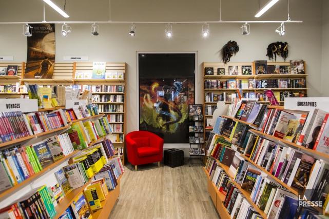Mauvaise nouvelle pour l'industrie du livre: les ventes de livres ont baissé... (PHOTO ÉDOUARD PLANTE-FRÉCHETTE, ARCHIVES LA PRESSE)