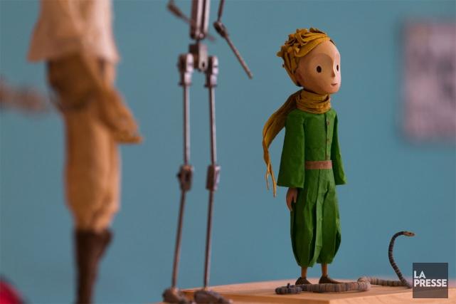 Le Petit Prince de Mark Osborne a été... (PHOTO FRANÇOIS ROY, LA PRESSE)