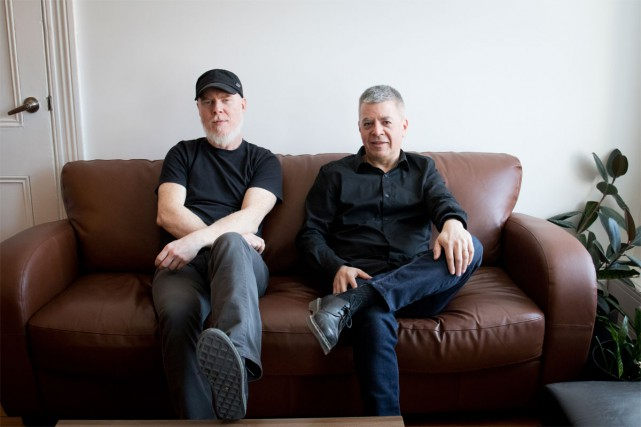 Jeff Waye et Patrick Curley, cofondateurs de Third... (PHOTO SUSAN MOSS, FOURNIE PAR THIRD SIDE MUSIC)