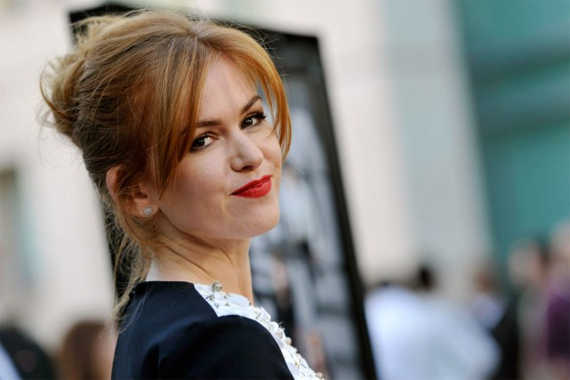 Isla Fisher... (PHOTO ARCHIVES AP)