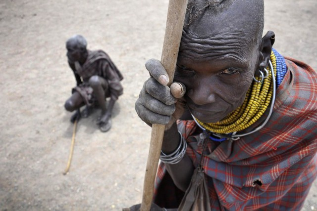 La famine continue de ravager la corne de... (Archives, Associated Press)
