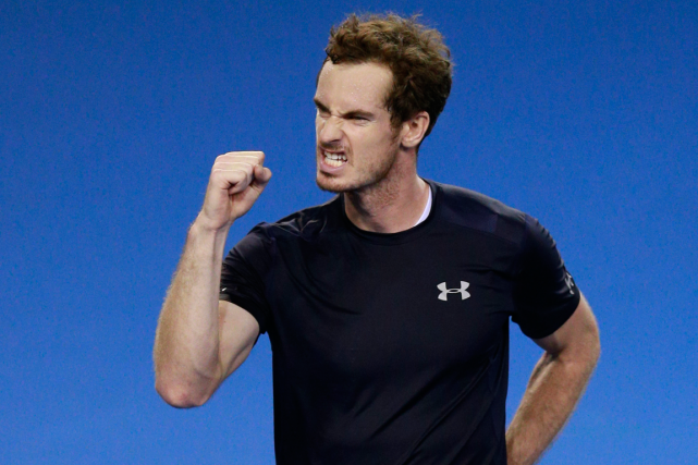 Andy Murray a inscrit le premier point de... (Photo Jason Cairnduff, archives Reuters)