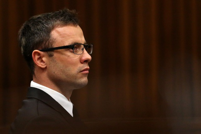 Oscar Pistorius... (PHOTO ARCHIVES AFP)