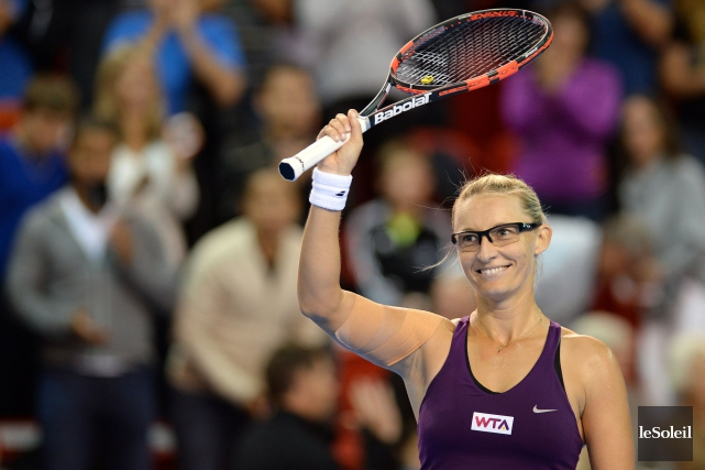 Mirjana Lucic-Baroni... (PHOTO ARCHIVES LE SOLEIL)
