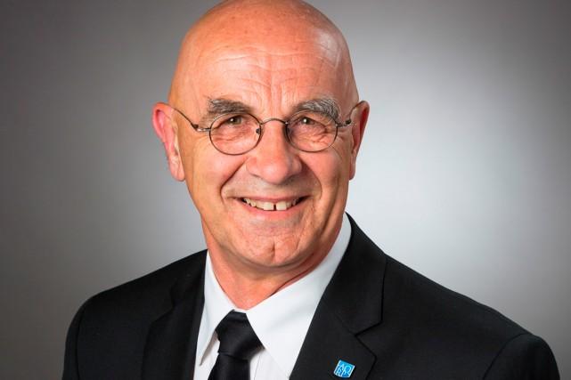Donald Tremblay, présidentde l'Association québécoise des retraités(e)s des... (Courtoisie)