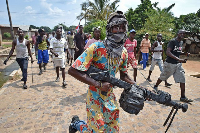 Le Burundi est en proie à une violente... (PHOTO CARL DE SOUZA, ARCHIVES AFP)