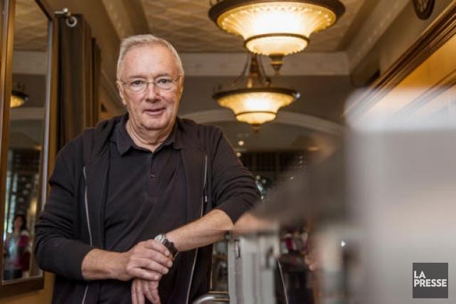L'acteur Gilbert Sicotte campe le rôle de Roland,... (Imacom, Frédéric Côté)