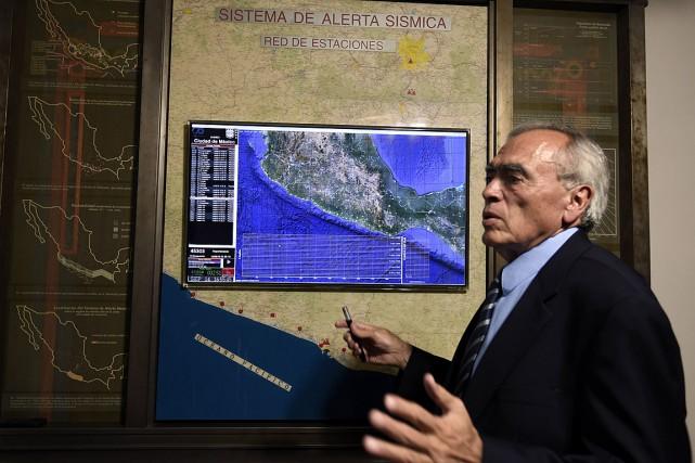 Pour le directeur général de CIRES, Juan Manuel... (PHOTO ALFREDO ESTRELLA, AFP)