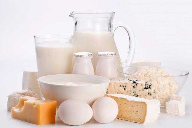 «Les gras trans naturels contenus dans le beurre, le fromage et autres produits... (Shutterstock, Valentyn Volkov)