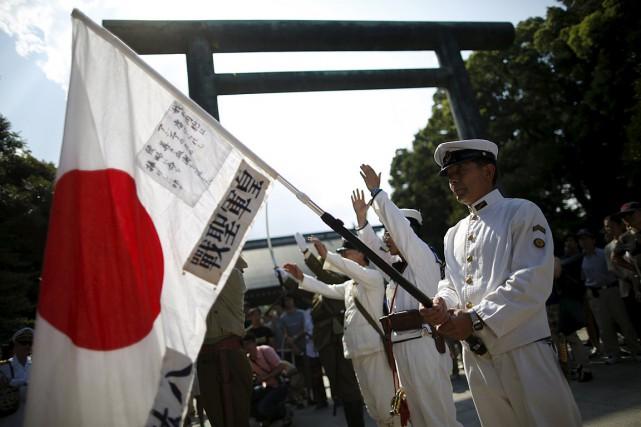Plusieurs groupes d'opposants se sont engagés samedi à contester devant les... (Photo Issei Kato, Reuters)